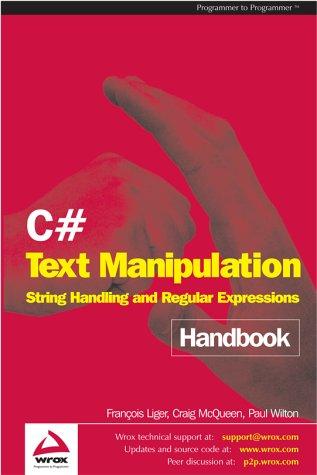 C# Text Manipulation Handbook