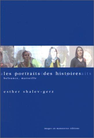 Les Portraits des histoires, Belsunce, Marseille