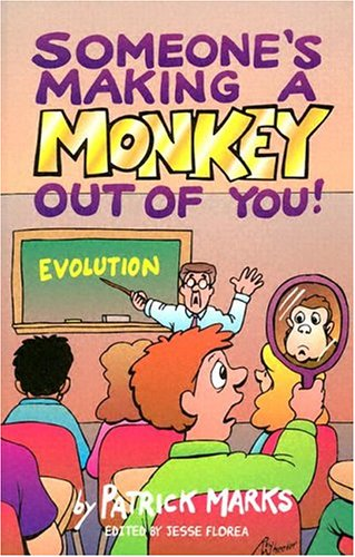 Someone's Making A Monkey Out Of You!