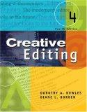 Creative Editing [With Infotrac]