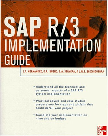 sap r 3 implementation guide by jos antonio hern ndez rh goodreads com SAP ERP Implementation Steps SAP Implementation Joke