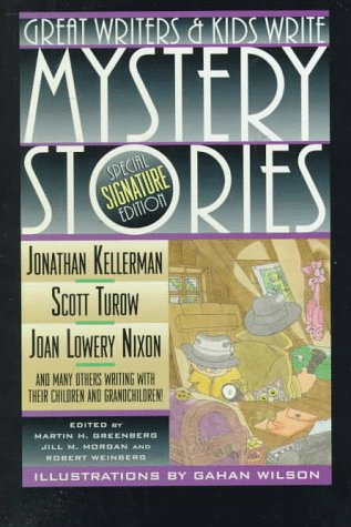 Great Writers and Kids Write Mystery Stories