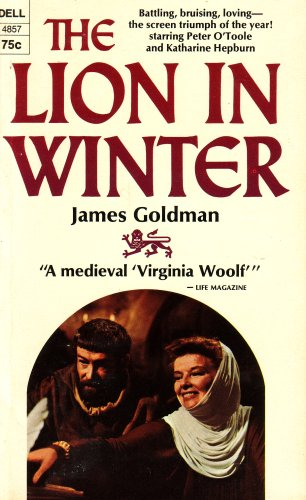 the lion in winter plot