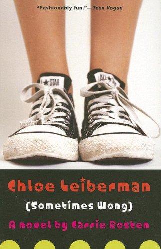 Chloe Leiberman (Sometimes Wong)