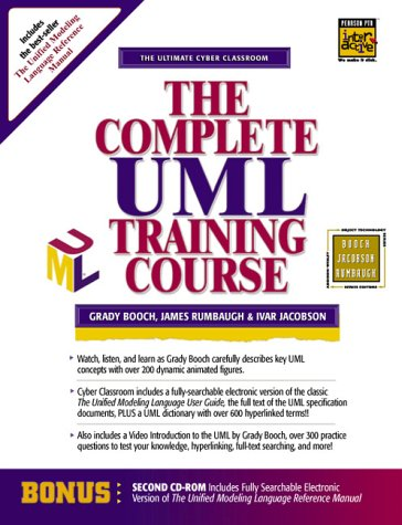 The Complete UML Training Course, Student Edition