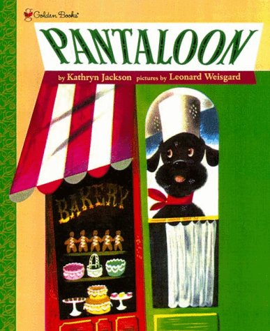 Pantaloon By Kathryn Jackson border=