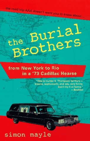 Burial Brothers by Simon Mayle