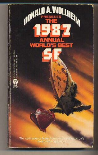 Annual World's Best Science Fiction, 1987