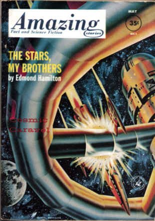 Amazing Stories, May 1962; The Airlords Of Han (Volume 36, No. 5)