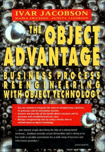 The Object Advantage by I. Jacobson