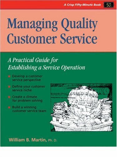 Managing Quality Customer Service