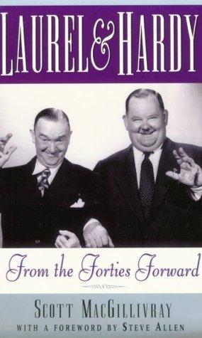 Laurel & Hardy by Scott MacGillivray
