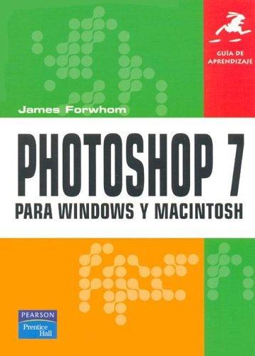Guia de Aprendizaje Photoshop 7 Para Windows y Macintosh