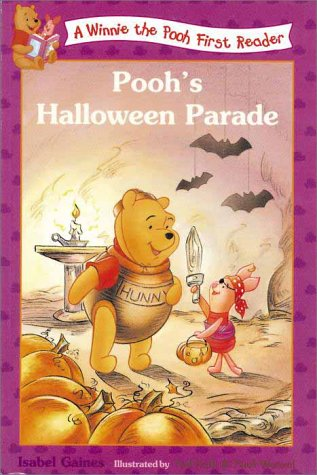 Poohs Halloween Parade By Isabel Gaines