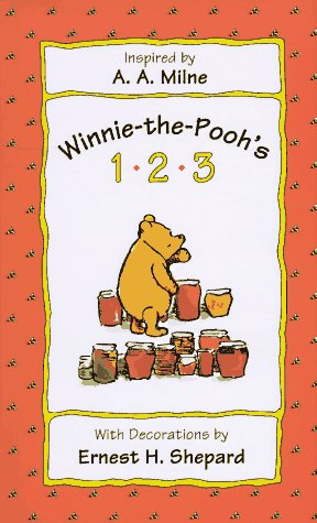 Winnie-the-Pooh's 1, 2, 3