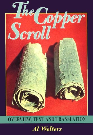 Download Copper Scroll: Overview, Text and Translation Epub Free