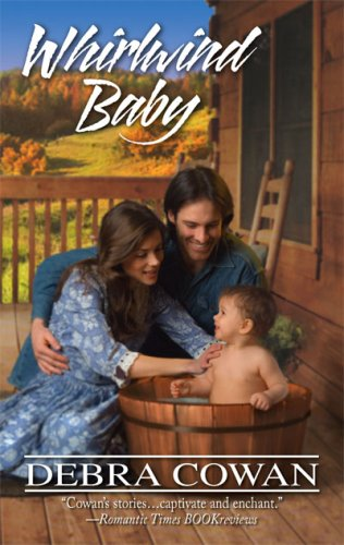 Whirlwind Baby (Whirlwind, Texas, #4)