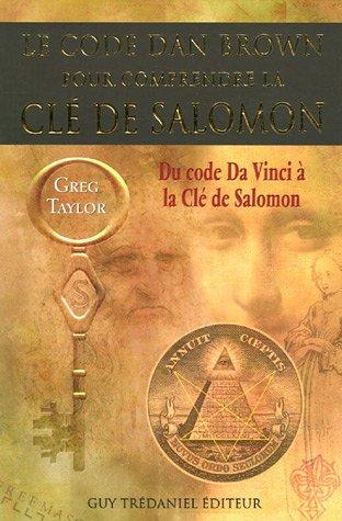 Du Code Da Vinci à la Clé de Salomon