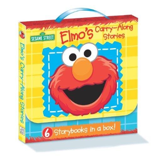 Elmo's Carry Around stories
