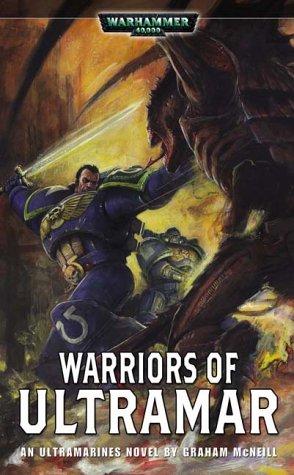 Warriors of Ultramar(Ultramarines 2) - Graham McNeill
