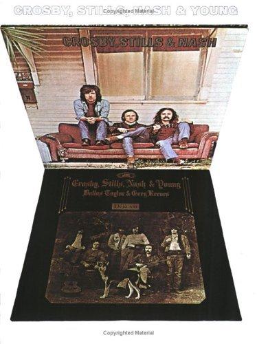 Crosby, Stills, Nash & Young: Piano/Vocal/Chords