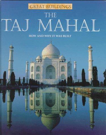 The Taj Mahal by Christine Moorcroft
