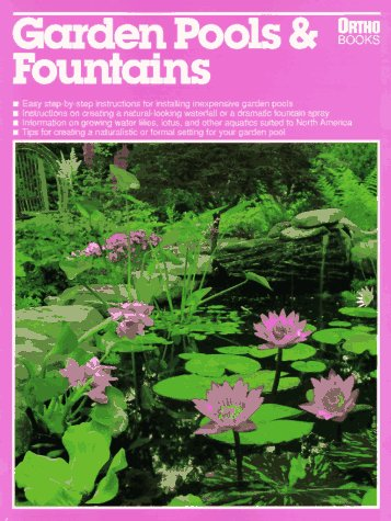 Garden Pools and Fountains