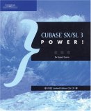 Cubase SX/SL 3 Power! [With CDROM]