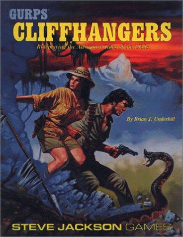 GURPS Cliffhangers