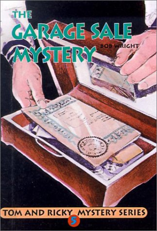 Garage Sale Mystery by Bob Wright