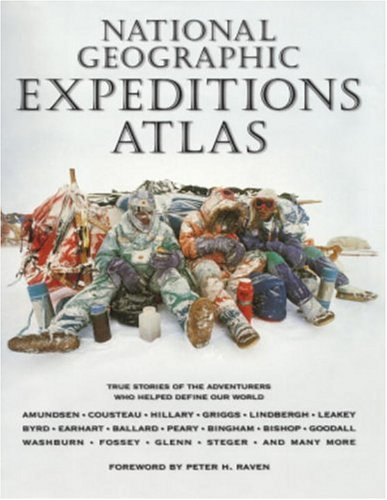 National Geographic Expeditions Atlas (National Geographic)
