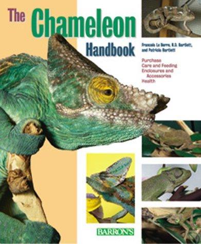 The Chameleon Handbook (Barron's Pet Handbooks)