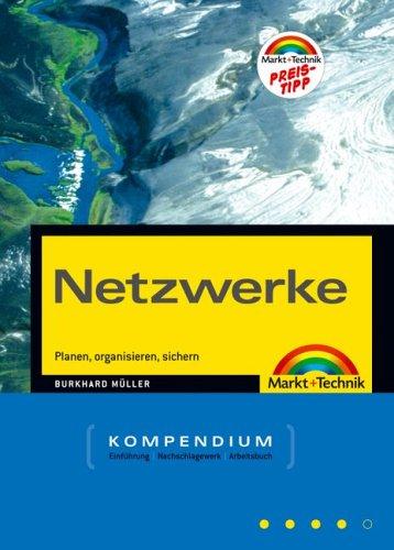 Netzwerke Kompendium Mit Cd