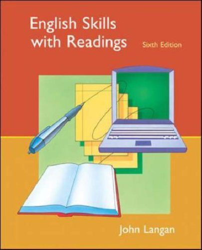 English skills with readings by john langan 1703319 fandeluxe Choice Image