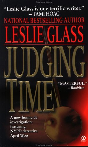 Judging Time (April Woo, #4)