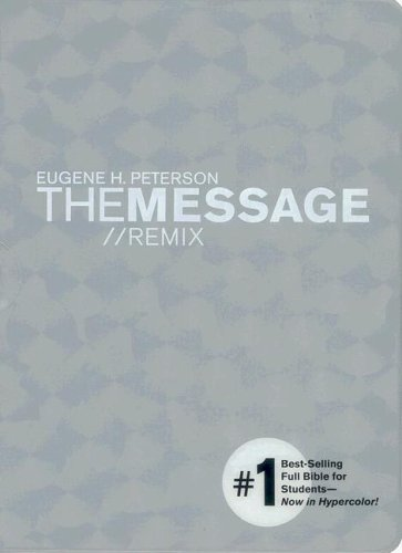 The Message Remix: Brushed Steel