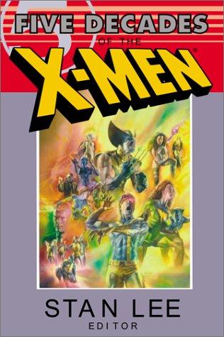 Five Decades of the X-Men