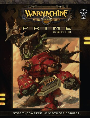 Warmachine: Prime Remix