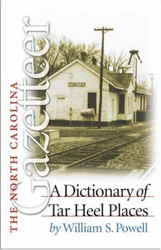 The North Carolina Gazetteer