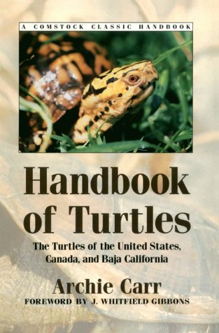 Handbook of Turtles: The Turtles of the United States, Canada, and Baja California