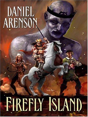 Firefly Island, an Epic Fantasy
