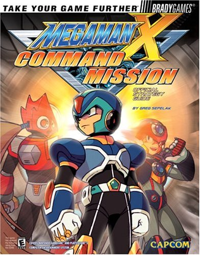 mega-man-x-command-mission-tm-official-strategy-guide