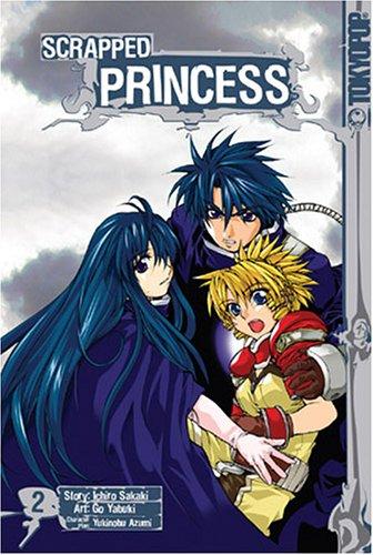 Scrapped Princess Volume 2 by Ichiro Sakaki