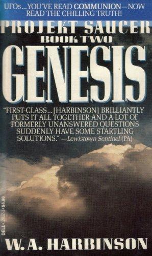 Genesis (Projekt Saucer #3)