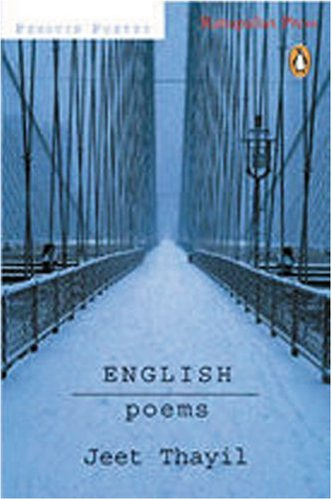 English by Jeet Thayil