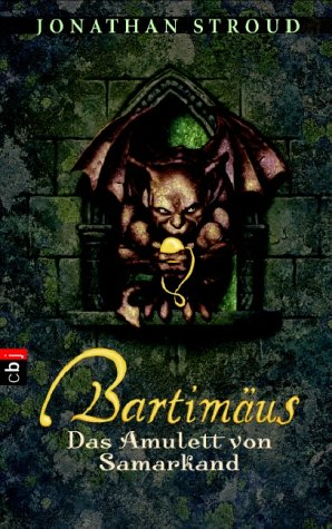 Bartimäus by Jonathan Stroud