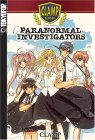 CLAMP School Paranormal Investigators, Vol. 01
