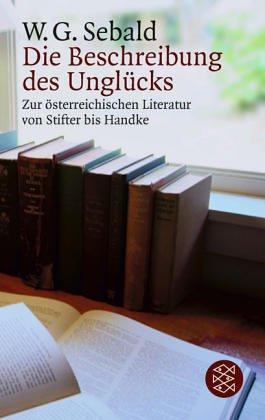 Die Beschreibung des Unglücks. Zur österreichischen Literatur von Stifter bis Handke