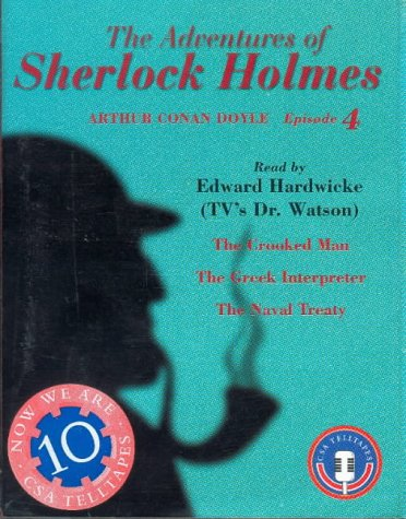 The Crooked Man / The Greek Interpreter / The Naval Treaty (The Adventures of Sherlock Holmes, Episode 4)