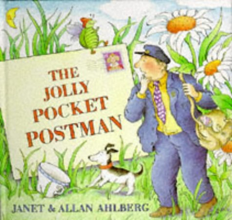 The jolly pocket postman by janet ahlberg spiritdancerdesigns Images